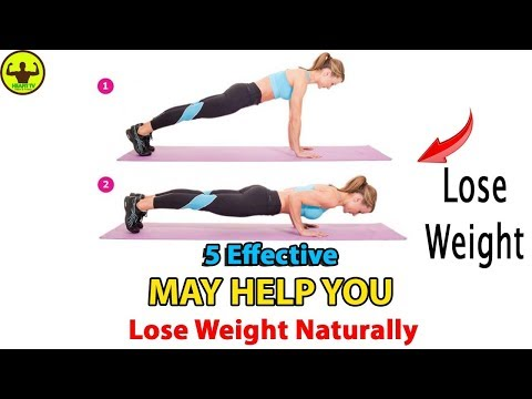 5 Effective Exercises for Weight Loss and Fitness HeaFit TV