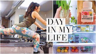 DIML: Cleaning, cooking & pilates!