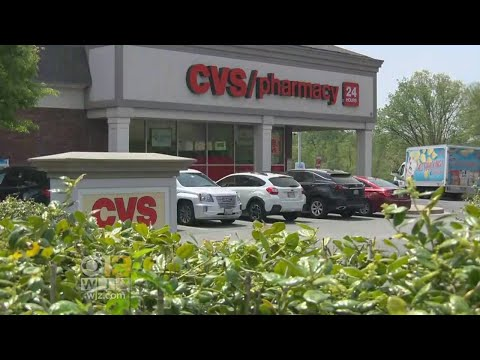 Armed Robbery At CVS Pharmacy Leads To Police Chase; 1 Of 2 Suspects Shot