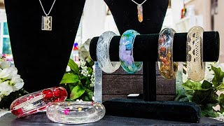 DIY Resin Jewelry - Home & Family