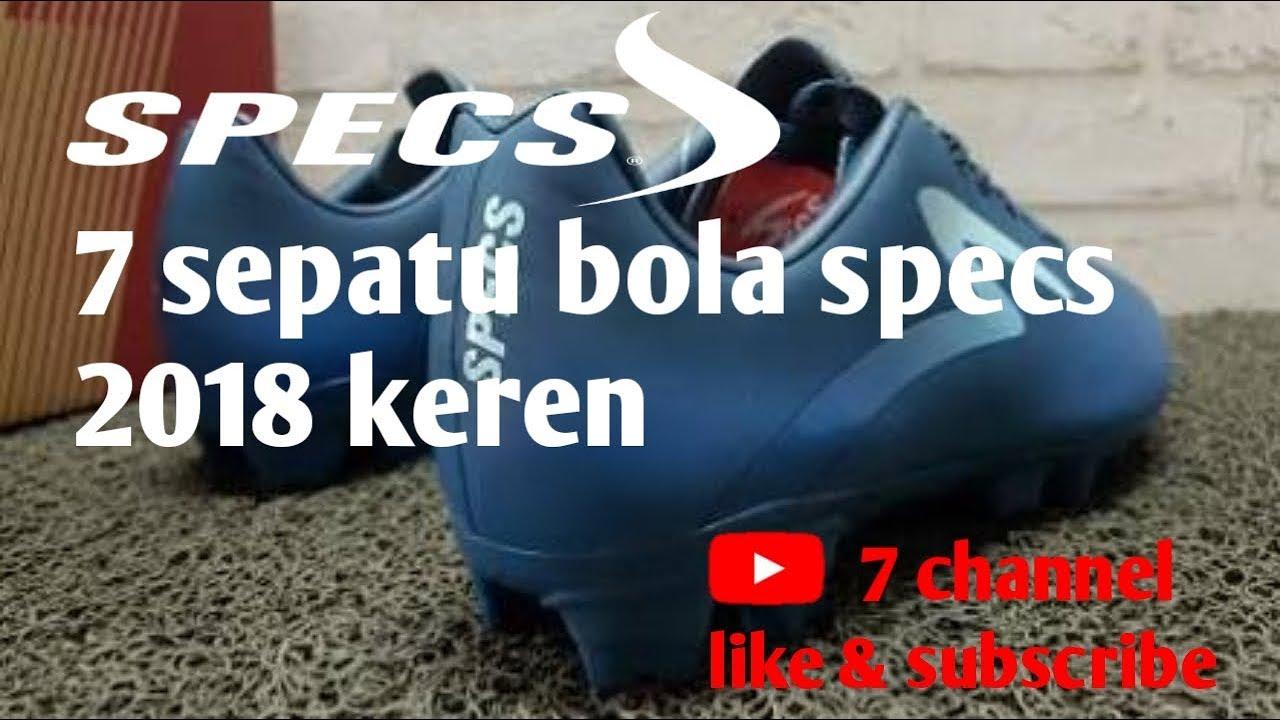 SEPATU BOLA SPECS TERBARU 2018 KEREN - YouTube ff293a179f