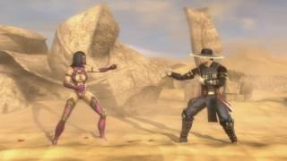 Mortal Kombat 9  sexy Mod