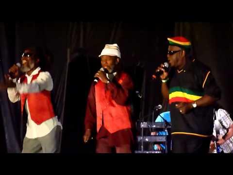 The Mighty Diamonds - Have Mercy - Live In Toronto - Rastafest 2012