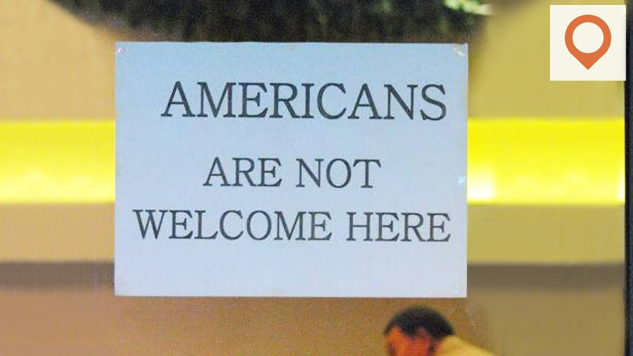 Worst Places for Americans to Visit Around The World