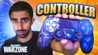 SWITCHING TO CONTROLLER on WARZONE