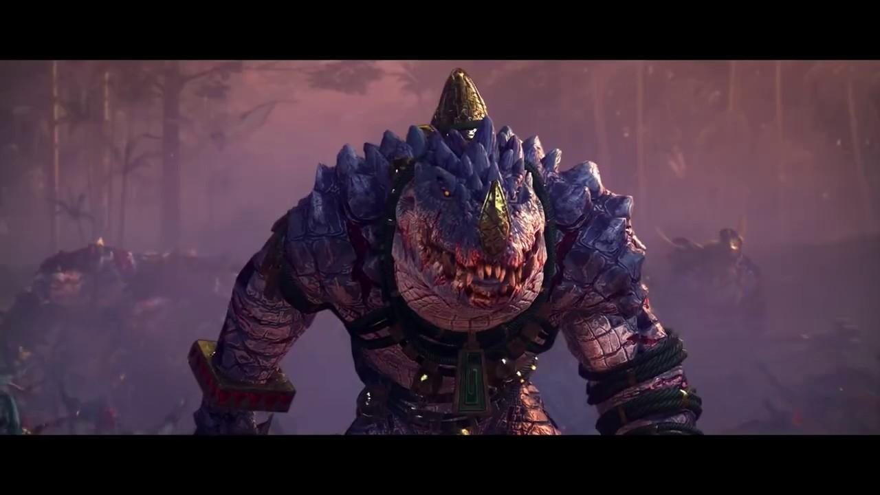 Total War: WARHAMMER 2 - The Hunter & The Beast Cinematic Trailer