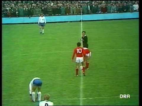 DDR - Malta 29 October 1977 Qualification World Cup