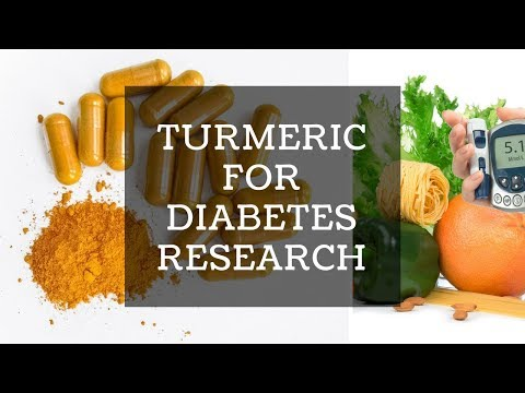 turmeric-for-diabetes-research
