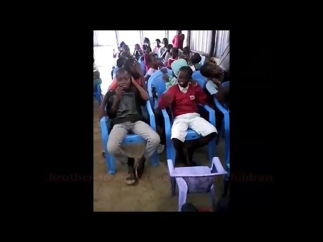 Washing the Precious Souls in the Word - Kibera Slum Nairobi Kenya