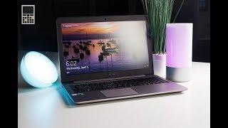 ASUS Zenbook UX510UW - обзор и опыт эксплуатации