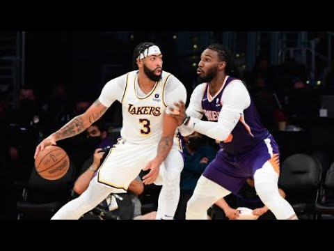 Download Anthony Davis Full Game Highlights | October 10 | Suns vs Lakers