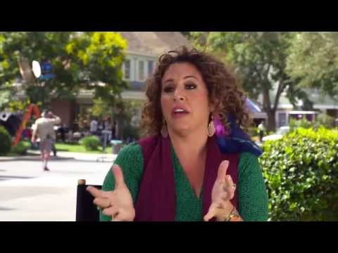 Telenovela On Set Interview - Diana Maria Riva