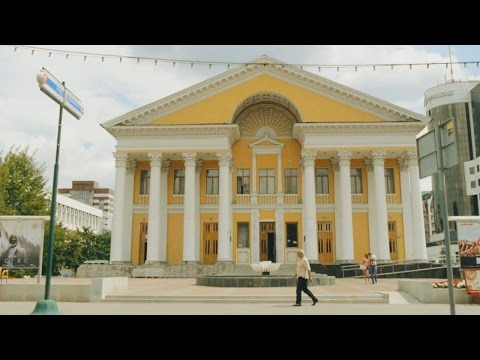 "Historical Center of Ufa (Marx and Lenin st.) ""Real Russia"" ep.79"