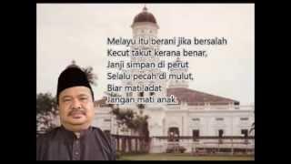 (NB) Melayu - Usman Awang