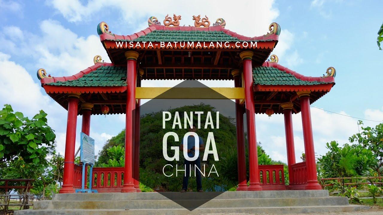Pantai Goa China - Wisata Batu Malang - 081332157200 - YouTube