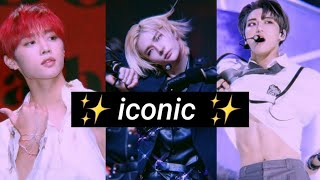 male idols being iconic pt.2
