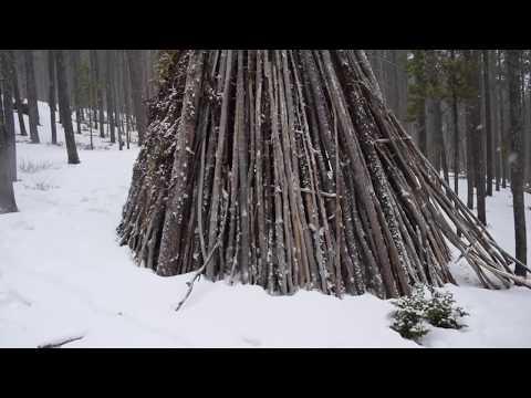 Three Bigfoot Teepees Everyone Needs to See!