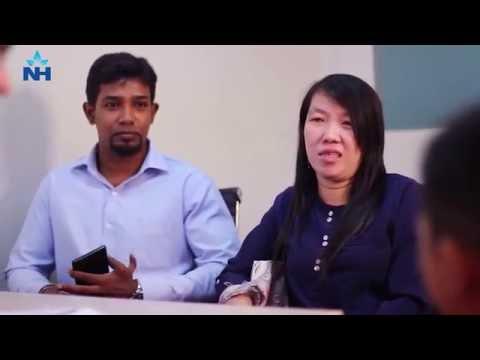 Kevin from Indonesia undergoes successful bone marrow transplant at Narayana Health, Bangalore