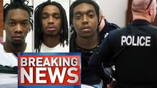 BREAKING: Warrant Issued For Migos Offset!! thumbnail