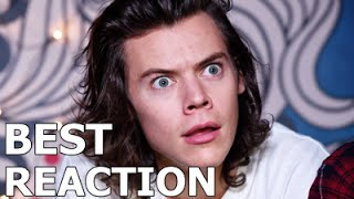 Harry Styles - BEST REACTION TO FANS NOT MOMENTS I 5 Years