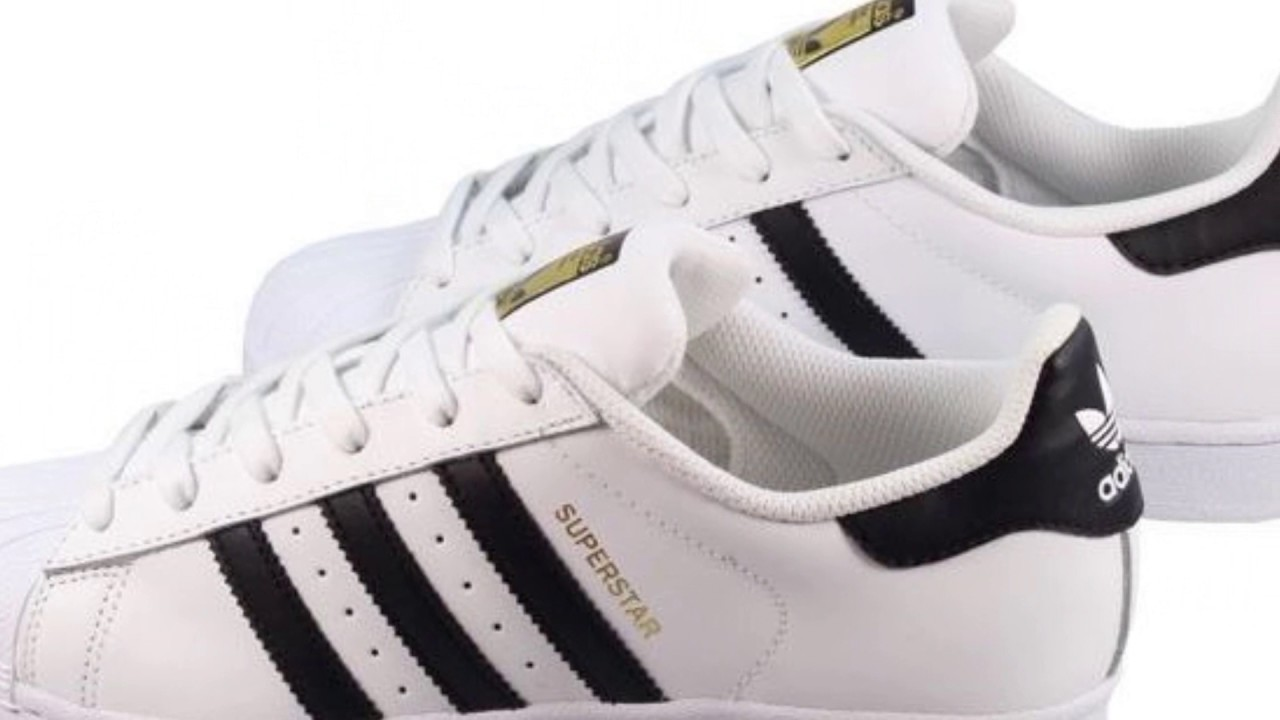 c777d6b7a40d48 Adidas Trainers Womens Superstar White Black