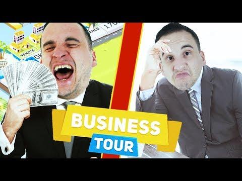DOBRODZIEJ, BIZNESMEN KTÓRY STRACIŁ WSZYSTKO, NAWET GODNOŚĆ ! | Business Tour [#13] (With: EKIPA)