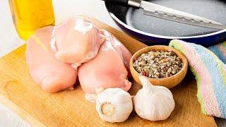 4 вкусных блюда из куриного филе в азиатском стиле за 30 минут. Рецепты от Всегда Вкусно!