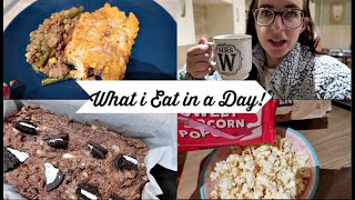 WHAT I EAT IN A DAY  #2  HEALTHY BROWNIE RECIPE  BREAST FEEDING MAMA