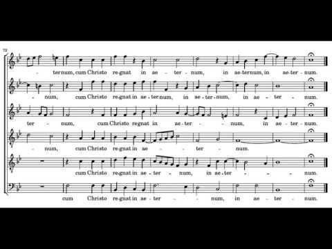 Palestrina: Assumpta est Maria - Tallis Scholars