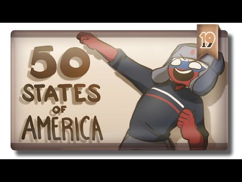 || Russia Pronouncing U. S. States ( Country Humans ) Animatic