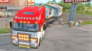 ETS2 - OVERSIZE LOAD (Euro Truck Simulator 2)