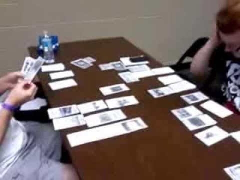 Some gameplay at Tokyo in Tulsa with David Pesta