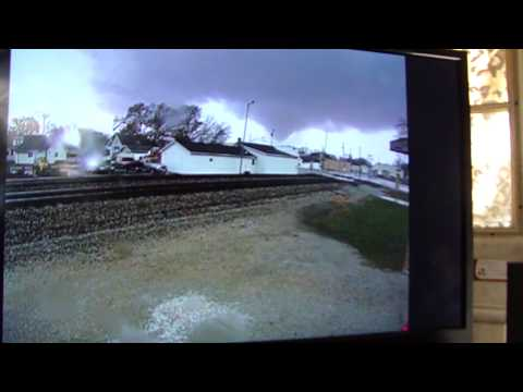 Tornado in Coal City IL !