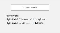 Keskustelu suomeksi