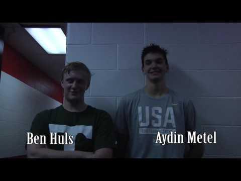 Varsity Hockey vs Montgomery Bell Academy