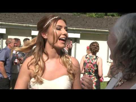 Wedding Videographer County Durham | Misty Blue Farm Wedding