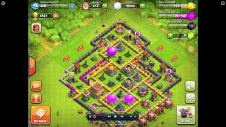 How to get a lot of trophies in Clash of Clans