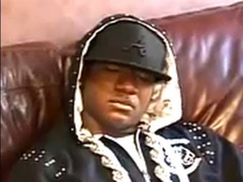 Rapper Yung Joc Falls Asleep During Interview! Funny