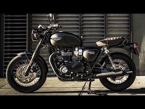 The New Triumph Bonneville T120 - (2021)