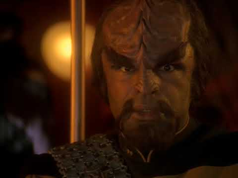 """Download """"Those Were The Good Years""""  Lt. Commander Worf"""