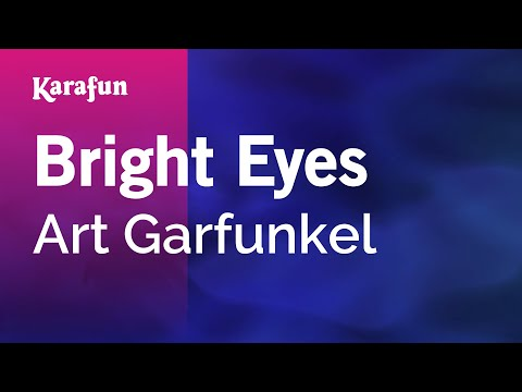 Karaoke Bright Eyes - Art Garfunkel *
