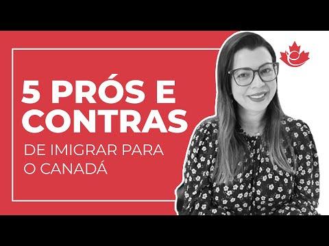 5 PRÓS E CONTRAS DE IMIGRAR PARA O CANADÁ
