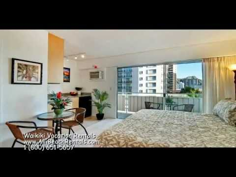 The Seashore #81 Waikiki Vacation Rental by Ali'i Beach Rentals