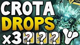 Destiny - Crota Hard Drops x3 (Week 18)