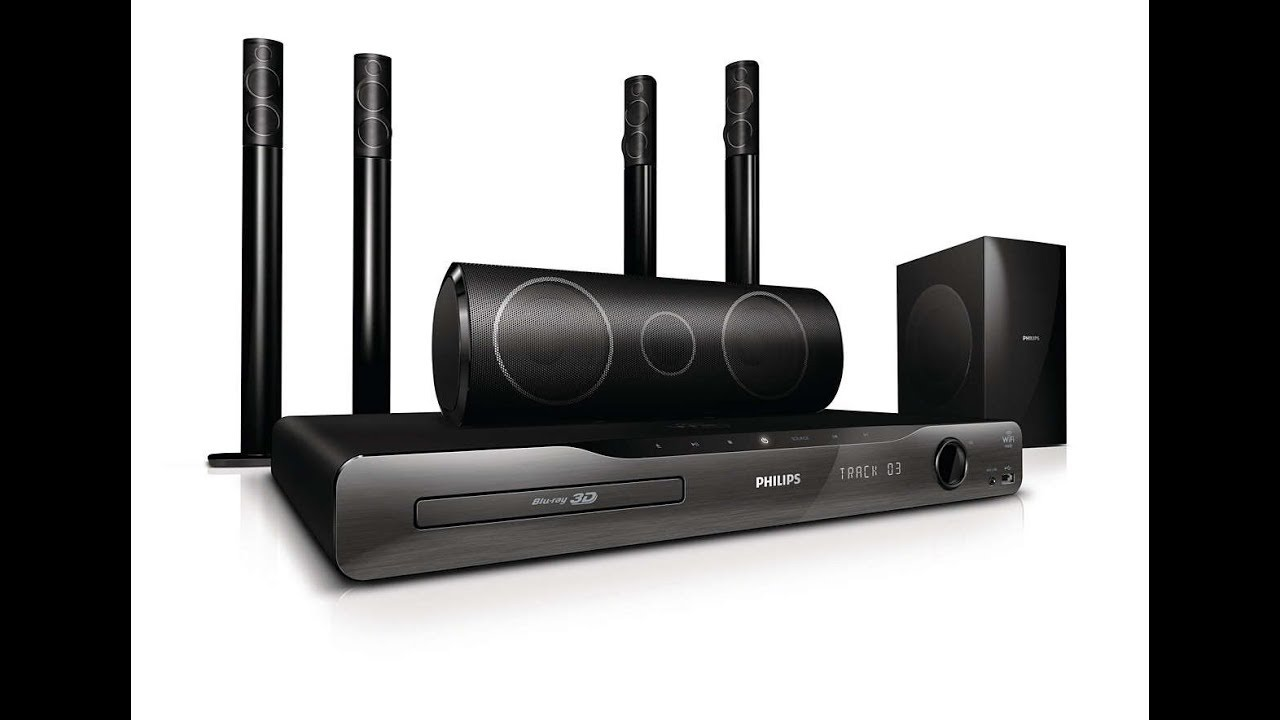 New Drivers: Philips HTS5591/78 Home Theater