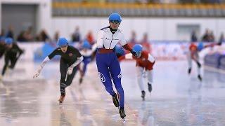 Конькобежный спорт. Универсиада