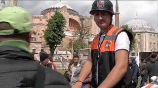Turkey tourism police gives tourists comfort and safety