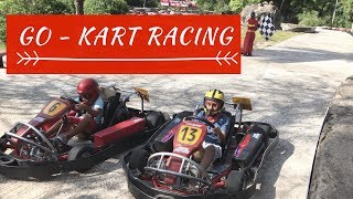 UNBELIEVEABLE performance by the Boys | Go Kart Racing