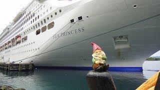 Sea Princess, Room C328 balcony stateroom, Princess Cruises