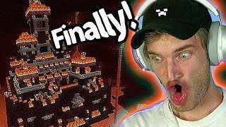 I found a Nether Castle in Minecraft! - Part 12 thumbnail